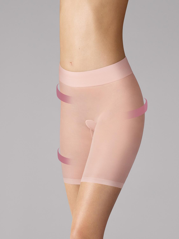 Трусы sheer touch control shorts фото