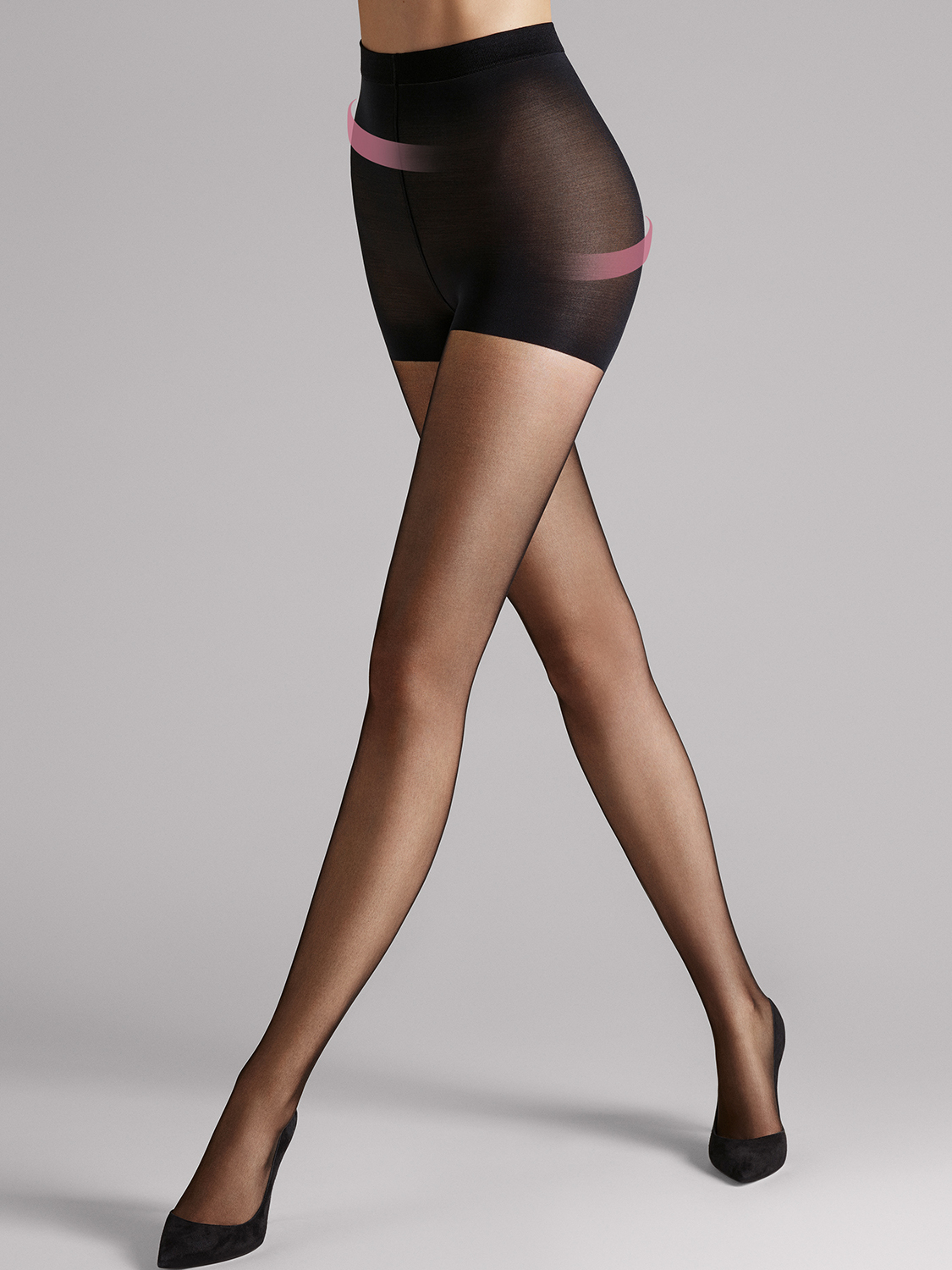 Колготы individual 10 control top tights ? ? фото