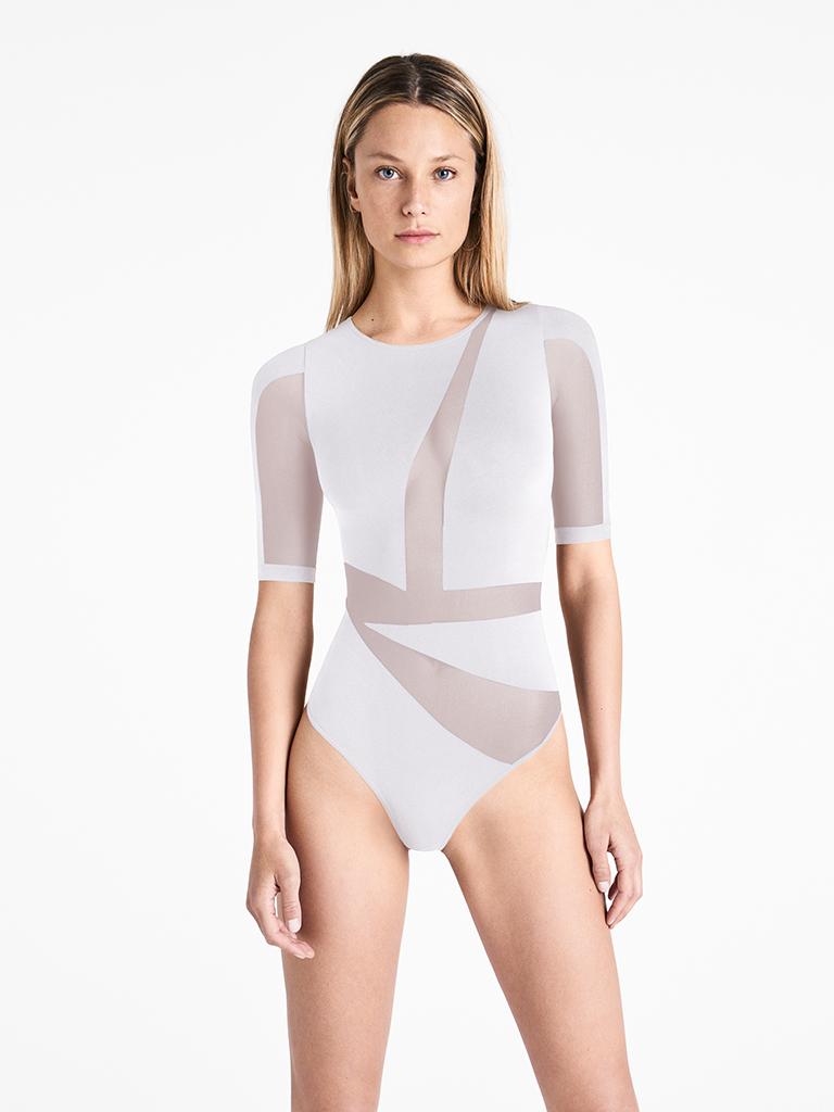 Боди-футболки sail print string body фото
