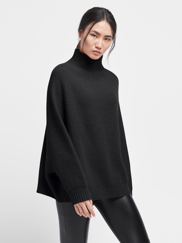 aurora wool pullover