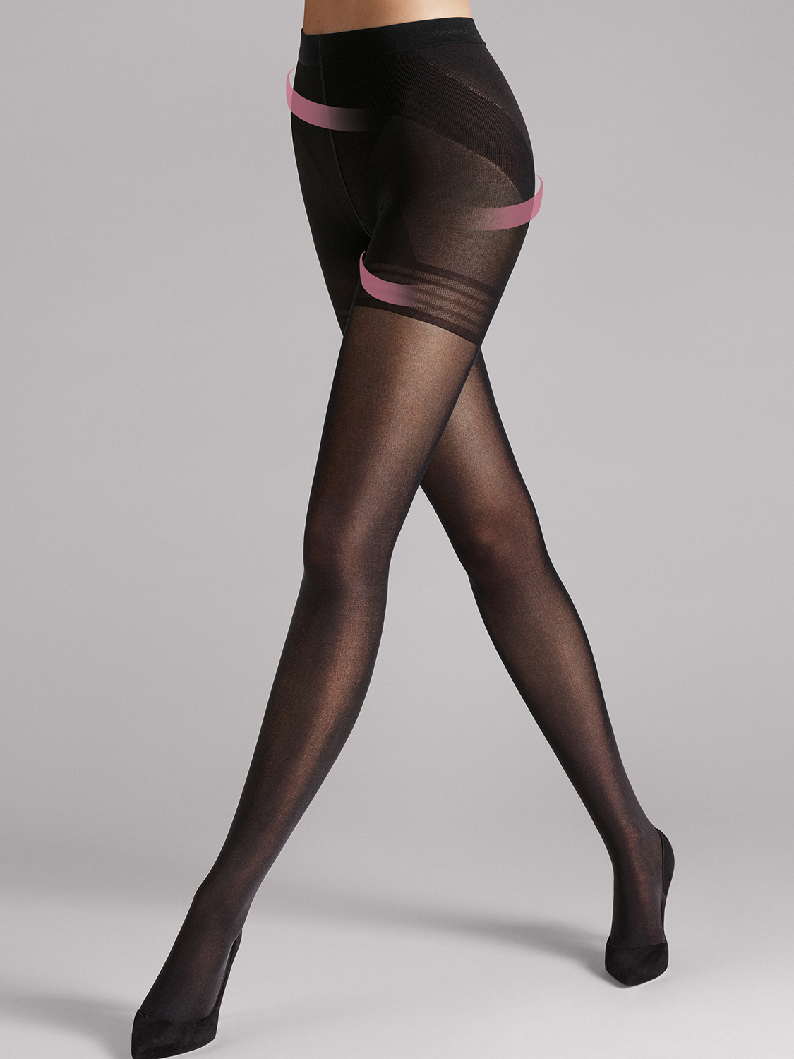 Колготы power shape 50 control top tights фото