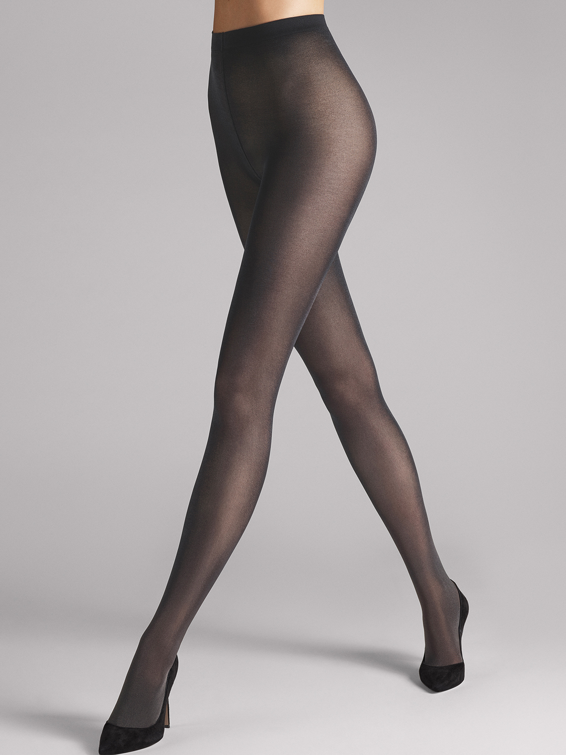 Колготы satin opaque 50 tights фото