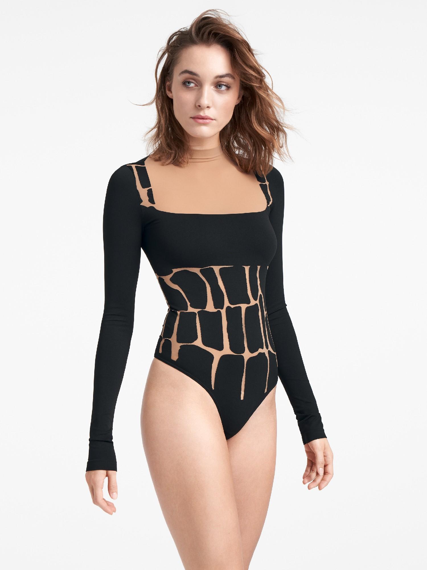 Боди-свитера shield string body фото