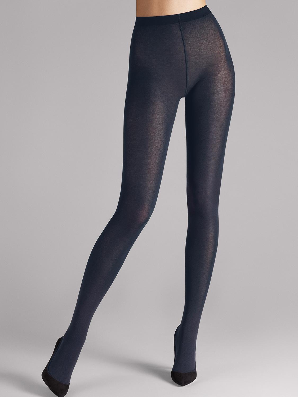 cotton velvet tights