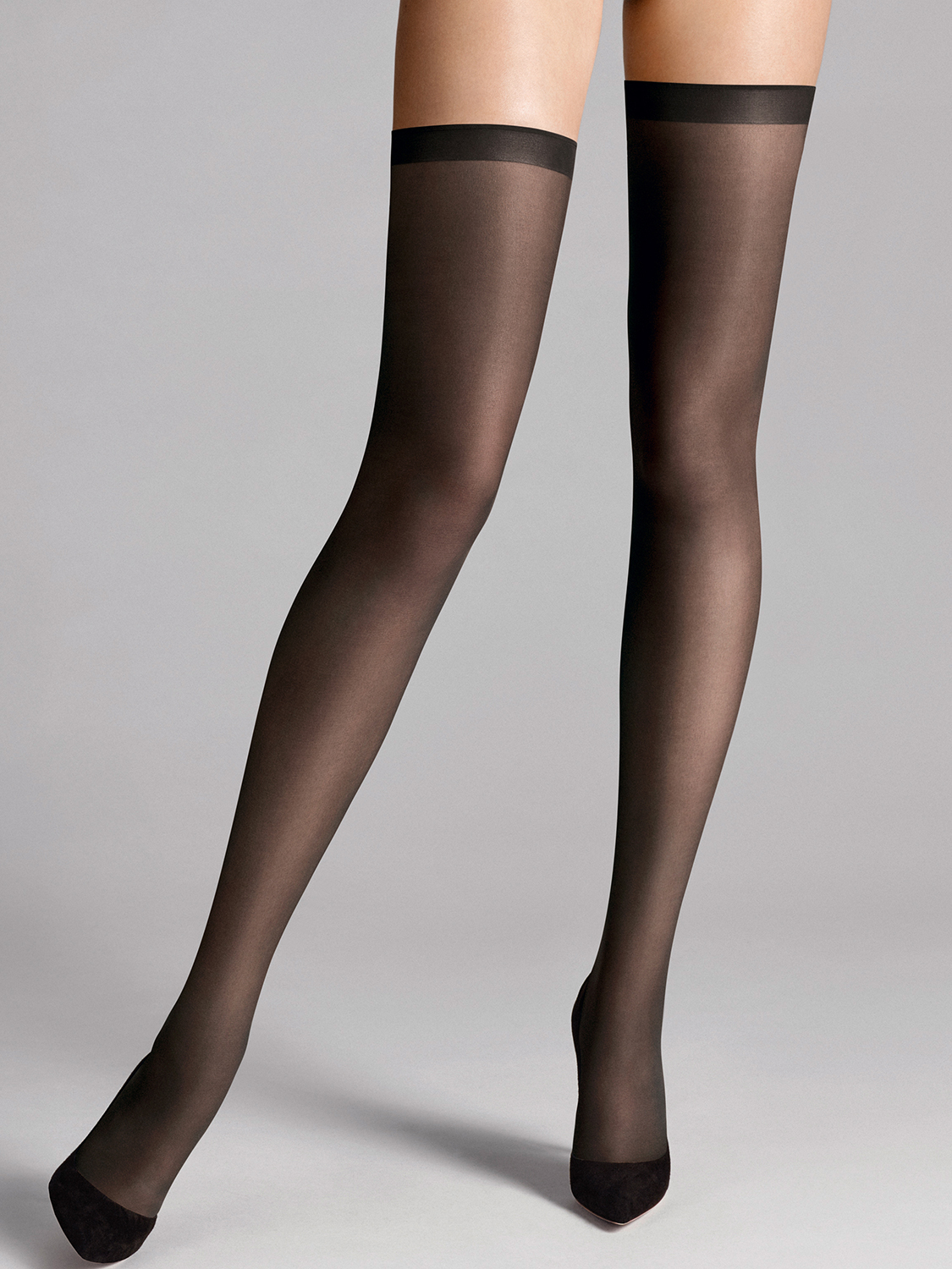 fatal 15 seamless stay-up от Wolford
