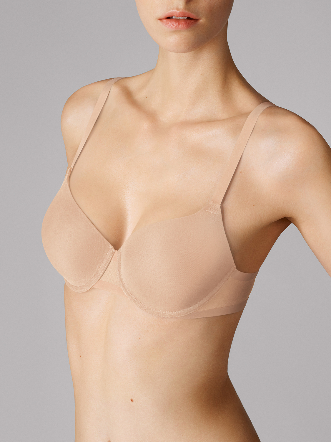 tulle cup bra от Wolford