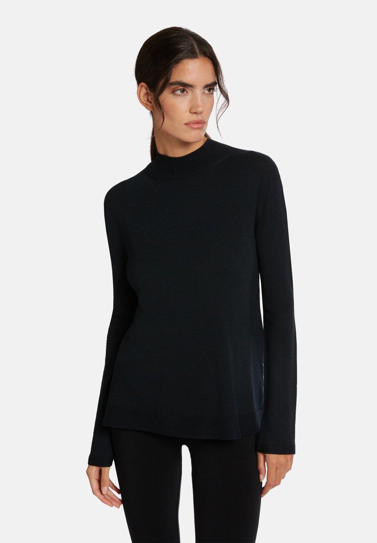 aurora fine wool pullover