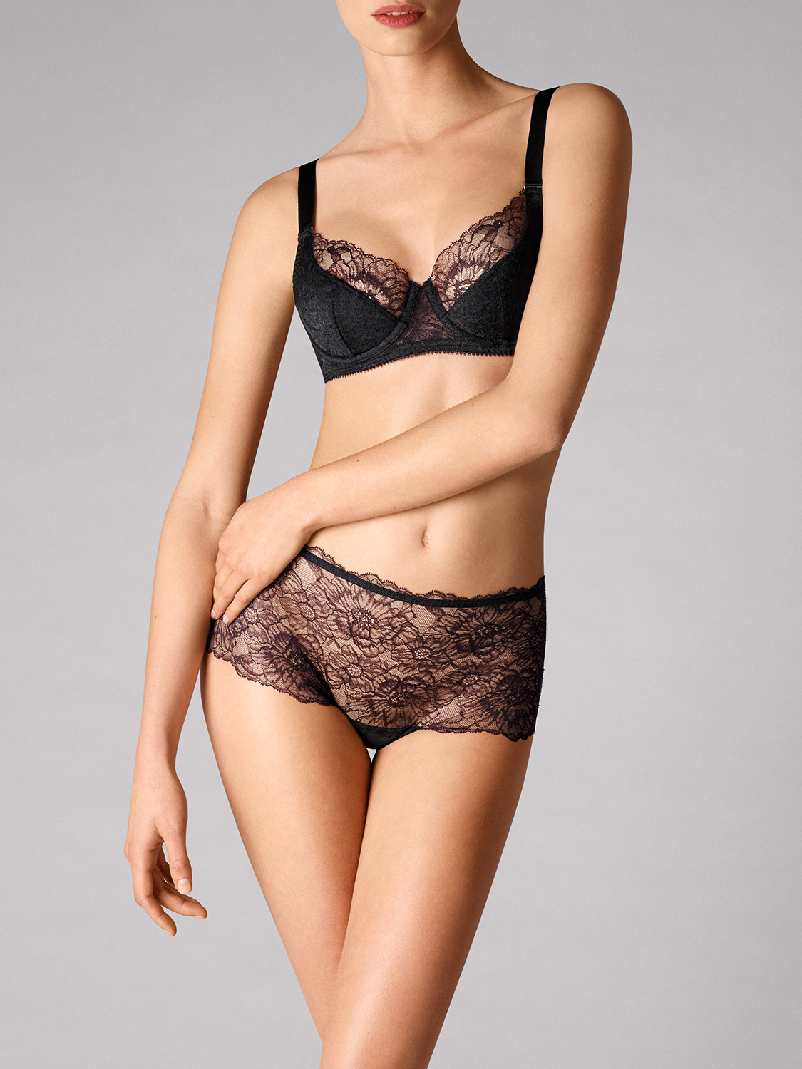 Wolford Stretch Lace Трусы