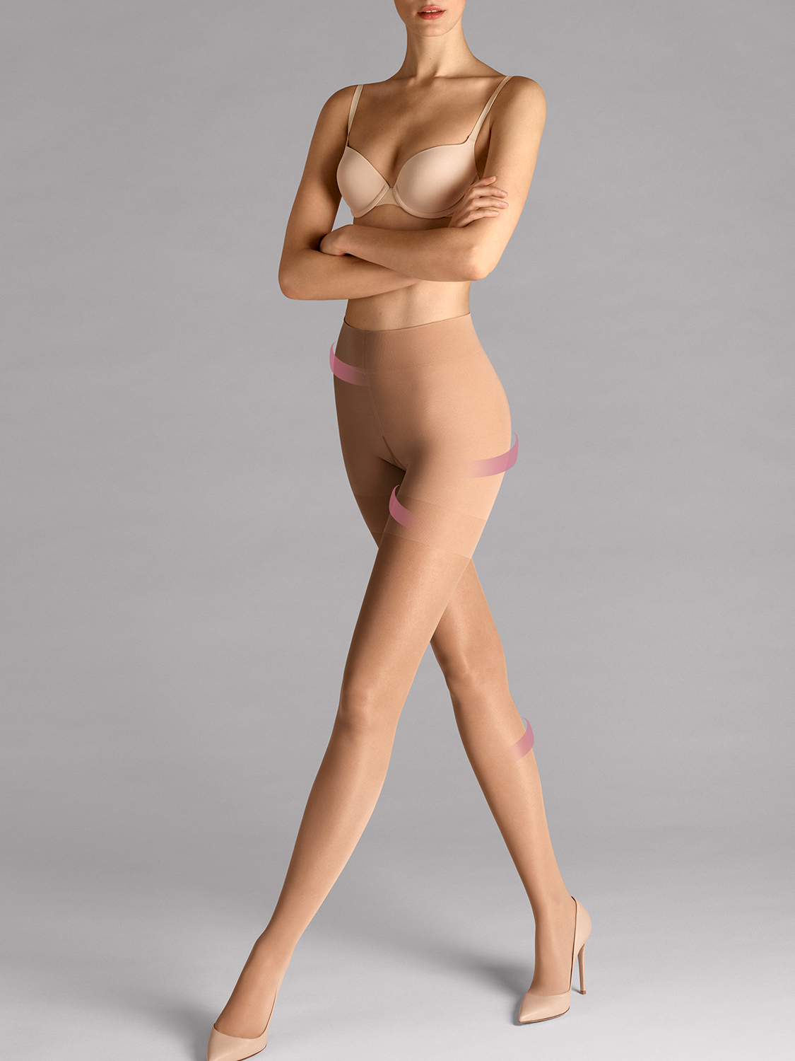 Колготы pure 30 complete support tights фото