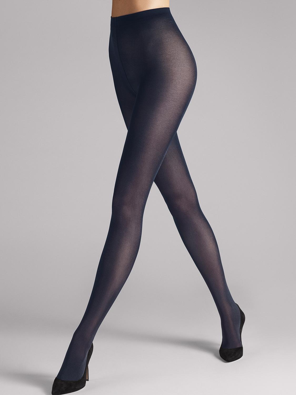 satin opaque 50 tights