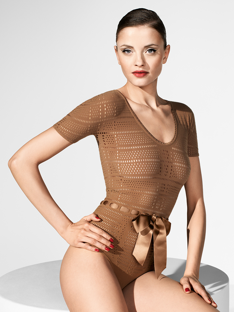 Wolford Rattan Боди