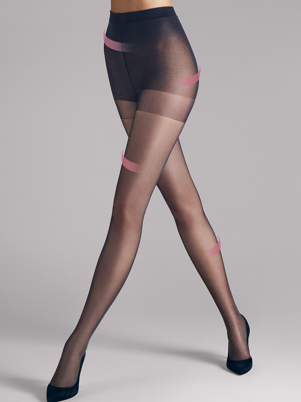 Колготы miss w 30 leg support tights фото