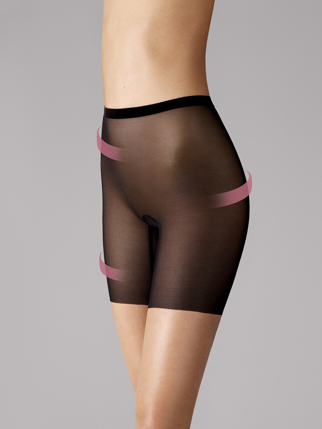 tulle control shorts