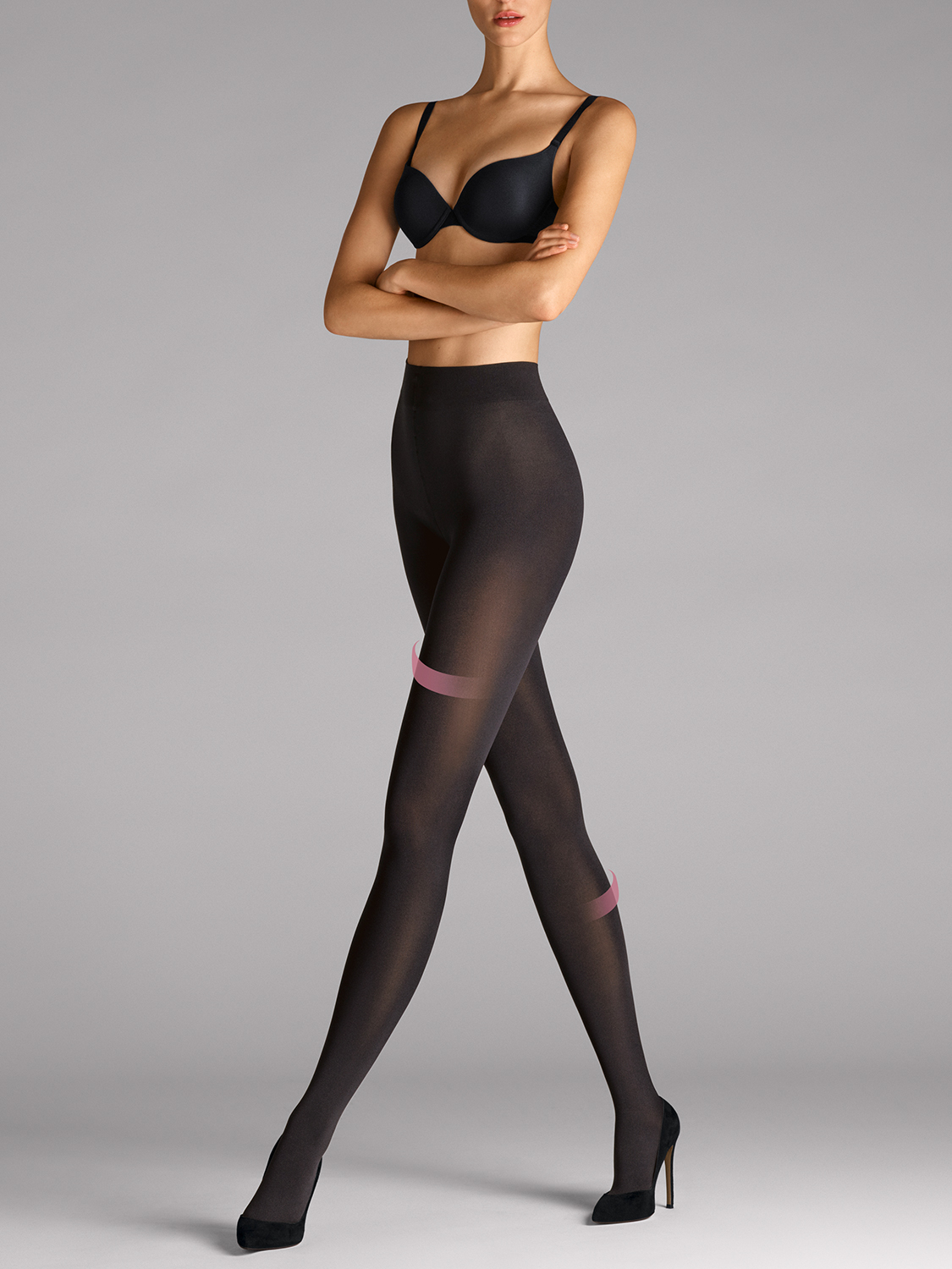 Колготы velvet 66 leg support tights фото