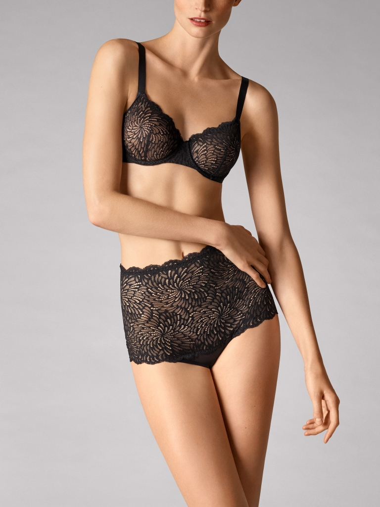 Wolford Tulle Lace Бюстгальтер