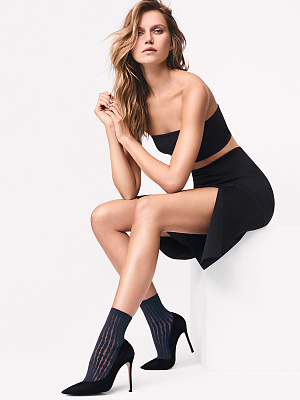 Wolford Stripes Носки