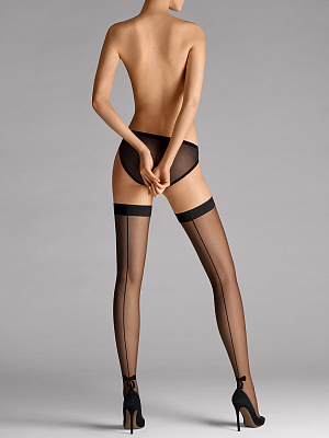 Wolford Tessy Stay-Up Чулки